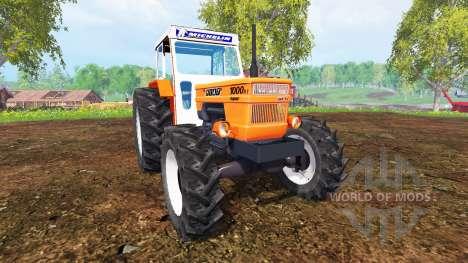 Fiat 1000 super v2.2 pour Farming Simulator 2015