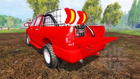 PickUp CCCFL pour Farming Simulator 2015