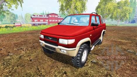 UAZ-2362 v2.0 pour Farming Simulator 2015