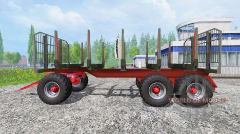 Kroger Timber für Farming Simulator 2015