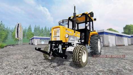 Ursus C-360 3P [Rolnik 277] pour Farming Simulator 2015