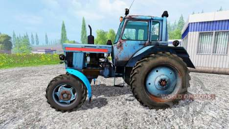 MTZ-82 Biélorusse v1.0.0 pour Farming Simulator 2015