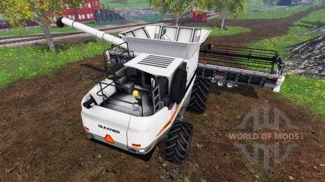 Gleaner A85 [update] pour Farming Simulator 2015