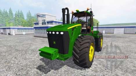 John Deere 9630 v5.0 für Farming Simulator 2015