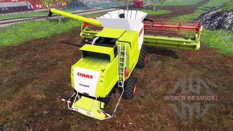 CLAAS Lexion 670 v1.2 für Farming Simulator 2015