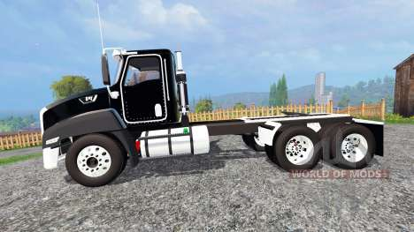 Caterpillar CT660 [edit] pour Farming Simulator 2015