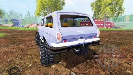 GAZ-24-12 Volga [monster] für Farming Simulator 2015