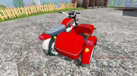 Isch Jupiter-5 für Farming Simulator 2015