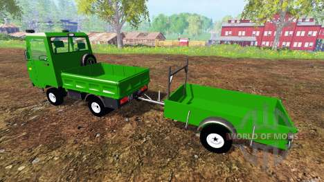 Multicar M25 pour Farming Simulator 2015