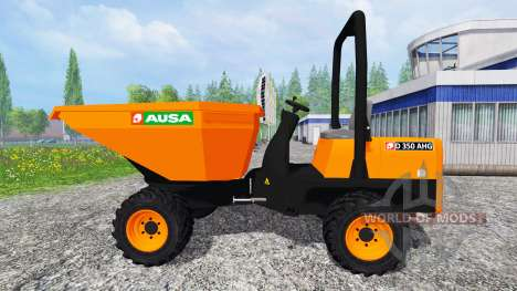 Ausa D 350 AHG für Farming Simulator 2015