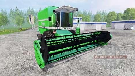 Deutz-Fahr TopLiner 4080 HTS [pack] pour Farming Simulator 2015