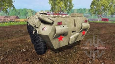 GAZ-5903 (BTR-80) pour Farming Simulator 2015