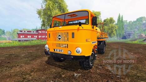 IFA W50 [sprayer] pour Farming Simulator 2015