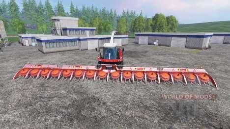 Kemper Cutter Study 2020 v2.0 pour Farming Simulator 2015