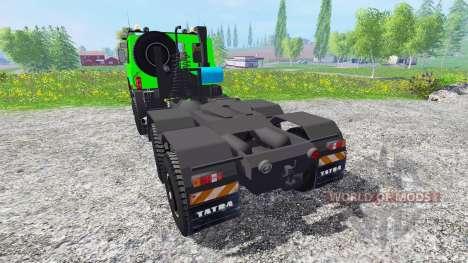 Tatra 815 6x6 pour Farming Simulator 2015