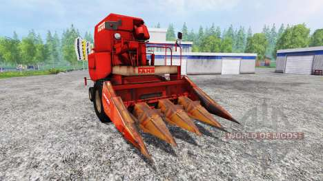 Fahr M66 [cutter maize] für Farming Simulator 2015