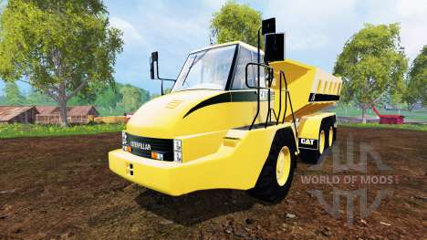 Caterpillar 725A [dump] für Farming Simulator 2015