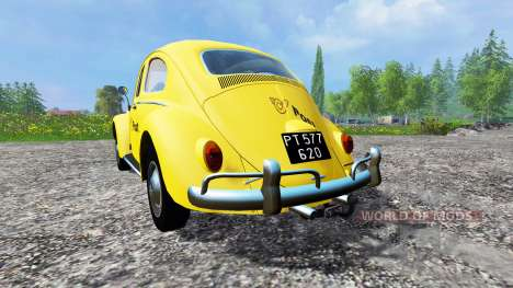 Volkswagen Beetle 1966 [Post Edition] für Farming Simulator 2015