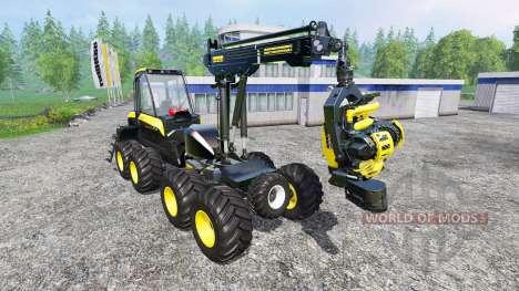 PONSSE Bear 8W v0.1 pour Farming Simulator 2015