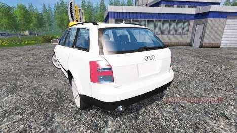 Audi A4 Avant (B6) pour Farming Simulator 2015