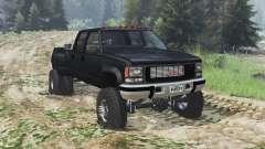 GMC Suburban 1995 Crew Cab Dually [03.03.16] für Spin Tires