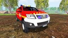 Toyota Hilux VLHR