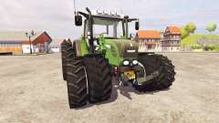 Fendt 312 Vario TMS v2.0 [white] für Farming Simulator 2013