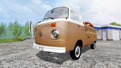 Volkswagen Transporter T2B 1972 Service