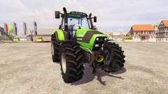 Deutz-Fahr Agrotron 6190 TTV v1.0 für Farming Simulator 2013