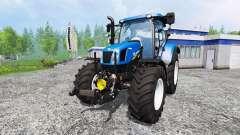 New Holland T6.160 v1.0.0