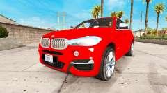 BMW X6 M50d 2015 für American Truck Simulator