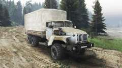Ural-4320-30 [25.12.15] pour Spin Tires