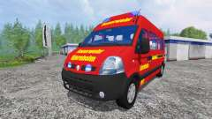Renault Master [fire service]