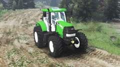 Case IH Puma CVX 160 FL [03.03.16] pour Spin Tires