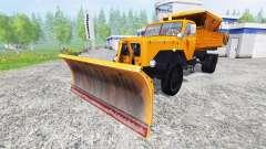 Magirus-Deutz 200D26 1964 [snow plow]