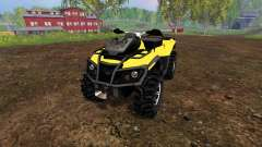 Can-Am Outlander 1000 XT v1.0