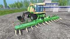 Krone Big X 1100 FL