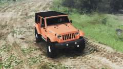 Jeep Wrangler Unlimited [03.03.16] pour Spin Tires