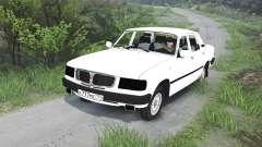 GAZ-3110 Volga [25.12.15] pour Spin Tires