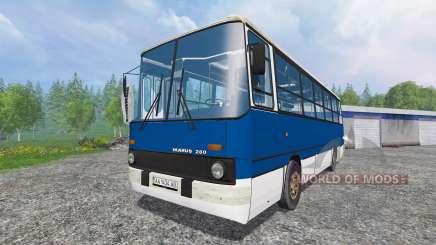 Ikarus 260 pour Farming Simulator 2015