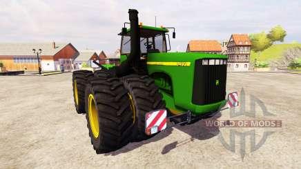 John Deere 9400 v2.0 für Farming Simulator 2013