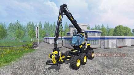 PONSSE Scorpion 6x6 v2.0 pour Farming Simulator 2015
