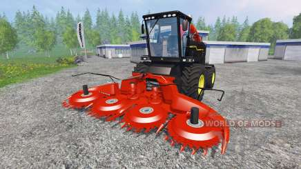 John Deere 7180 [black and red edition] für Farming Simulator 2015