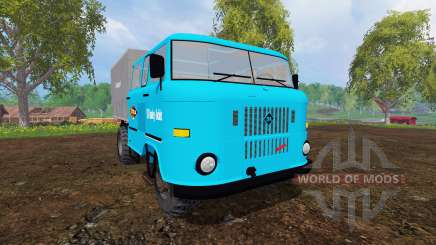 IFA W50L Service für Farming Simulator 2015