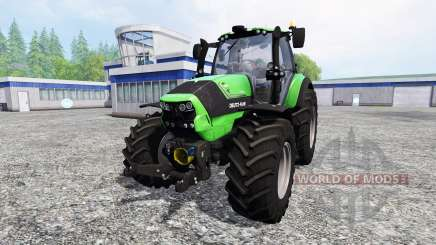 Deutz-Fahr Agrotron 6190 TTV pour Farming Simulator 2015