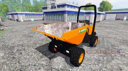 Ausa D 350 AHG pour Farming Simulator 2015