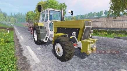 Aktualisierte traffic für Farming Simulator 2015