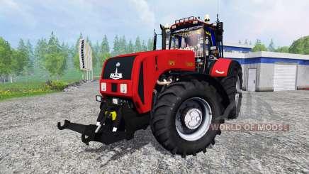 Belarus-3522 [twin-Räder] v1.1 für Farming Simulator 2015