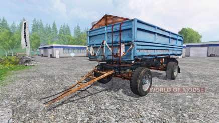 Panav BSS 10t für Farming Simulator 2015