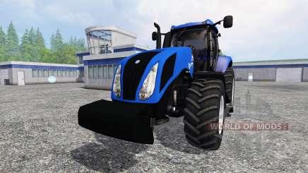 New Holland T8.270 für Farming Simulator 2015